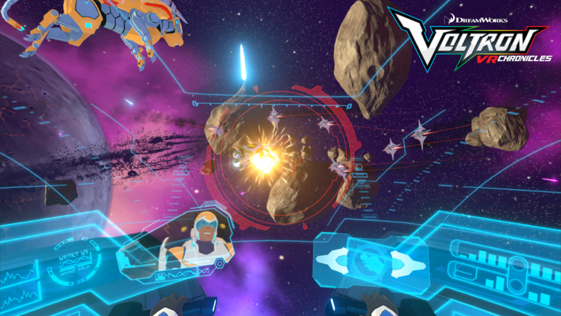 Voltron VR Chronicles