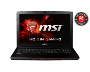 MSI GP62 Leopard Pro