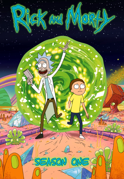 Rick and Morty S1